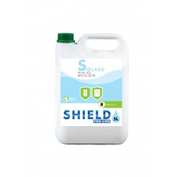 S-Glass 5L | Płyn do mycia szyb i luster | Shield Chemicals
