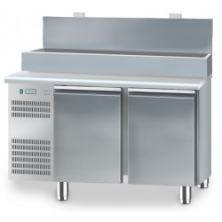 Stół chłodniczy do pizzy DM-94048 1475x800x850/1030 DORA METAL