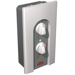 Frico CB22 panel sterujący - regulacja nawiewu i ogrzewania