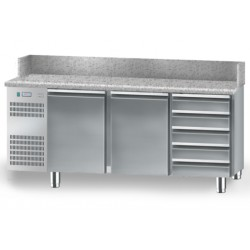 Stół chłodniczy do pizzy DM-94049 1975x800x840/1000 DORA METAL