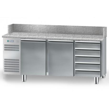 Stół chłodniczy do pizzy DM-94049 DORA METAL