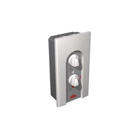 Frico CB32N panel sterujący - regulacja nawiewu i ogrzewania